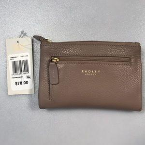 Radley Brand New leather  Light Beige Wallet